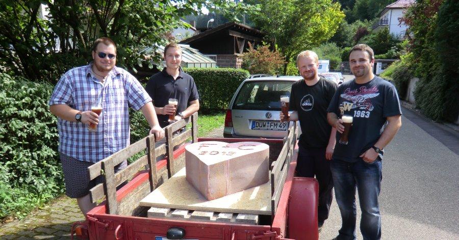 Mittelpfalz online for Geschenk polterabend